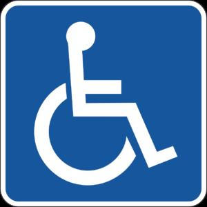 PMR Handicapé